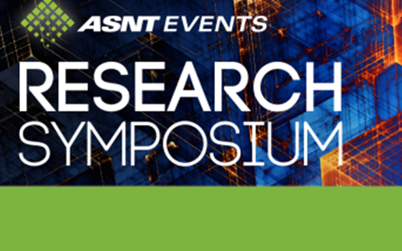 ASNT Research Symposium Event Image