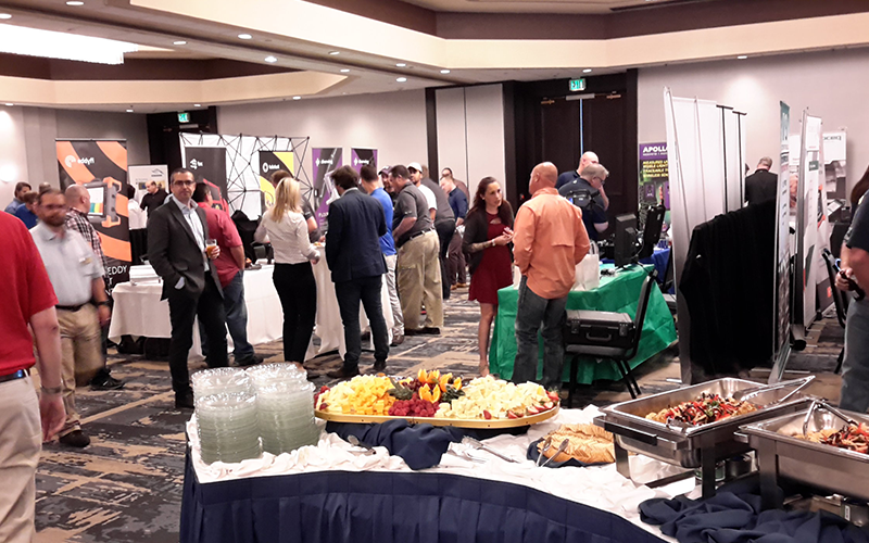 ASNT 2020 Vendors Night Event Image