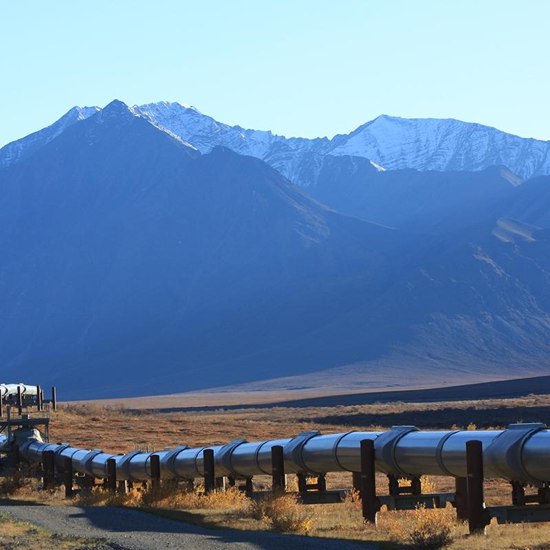 Pipelines in Alaska