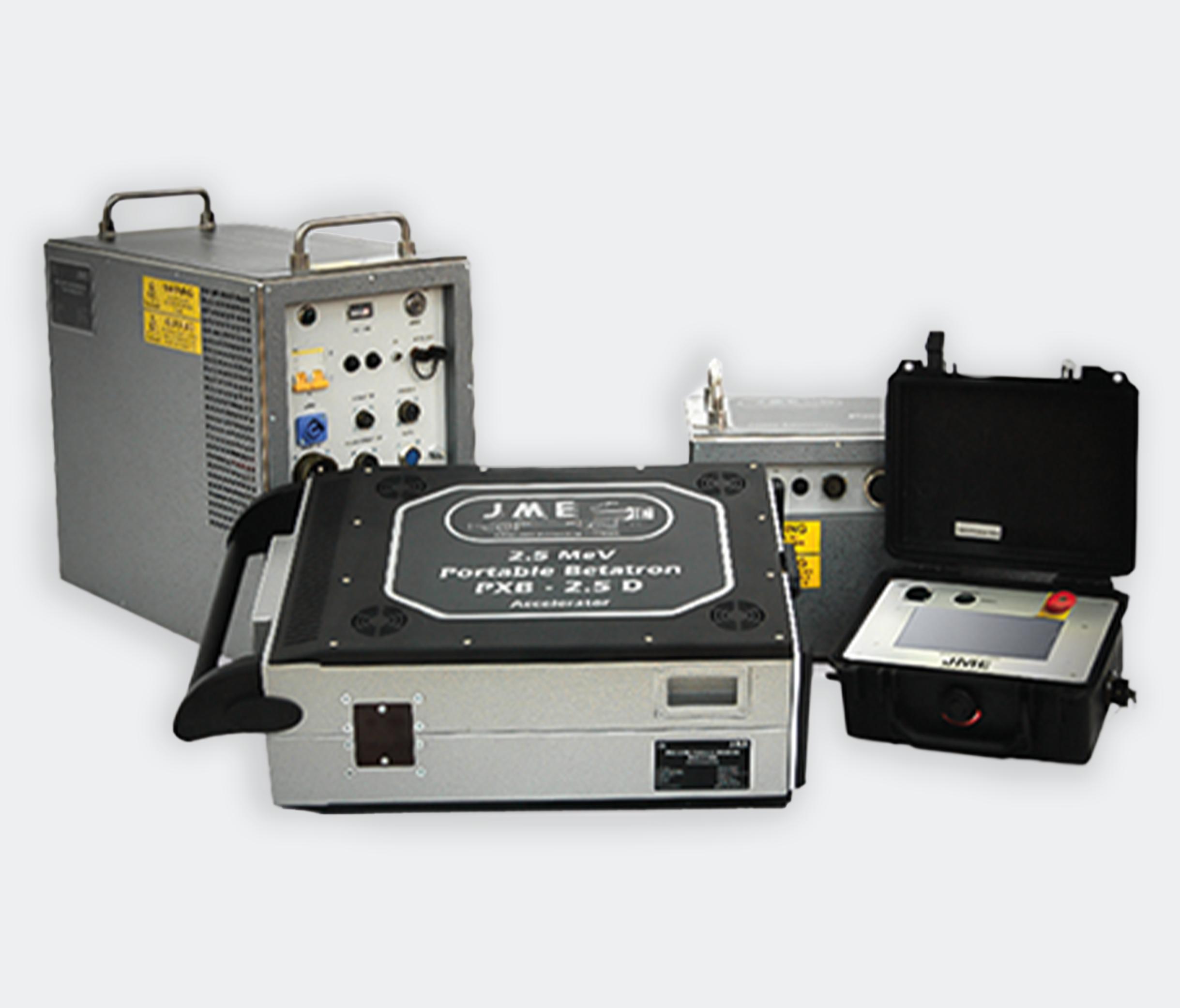 JME portable Betatron systems