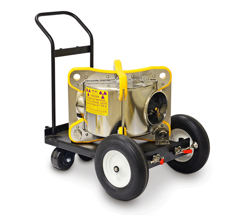 SENTINEL SENTRY Series 330 On Portable Cart